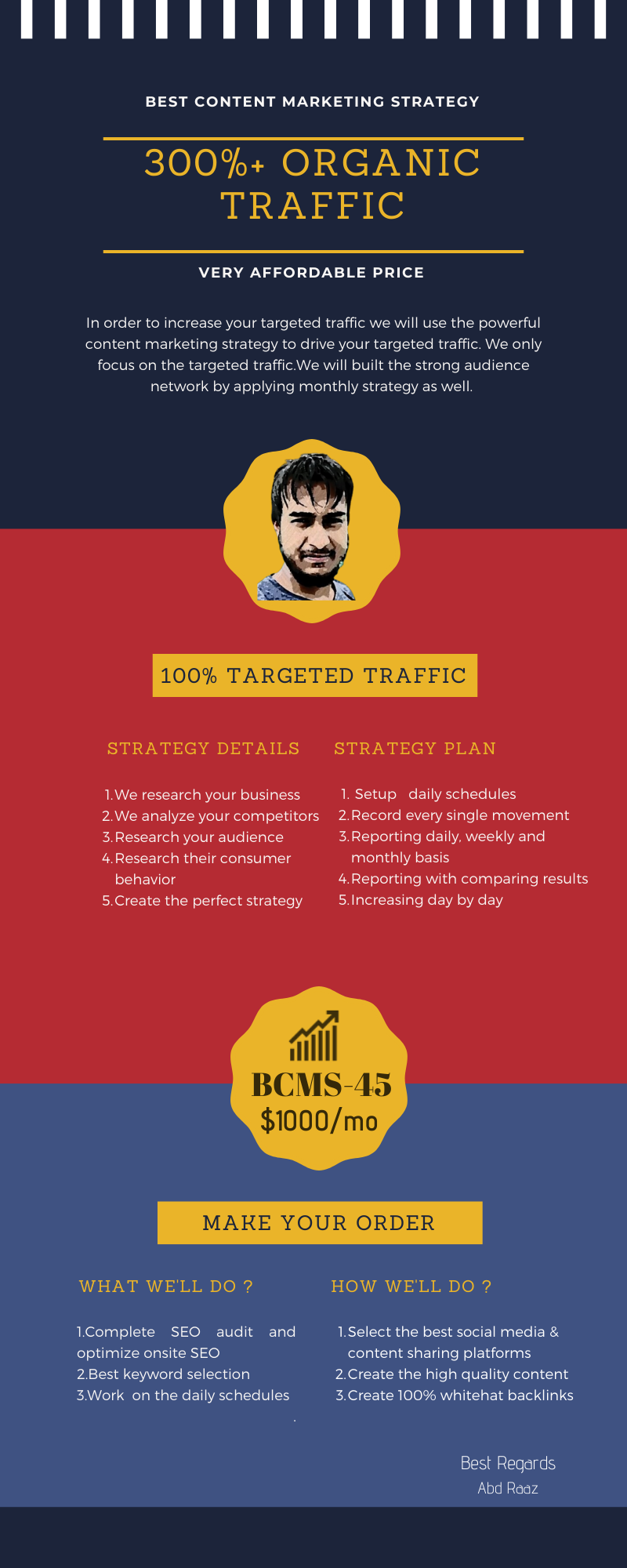 Best Content Marketing Strategy [BCMS-45]