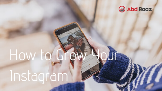 How to grow your Instagram for free