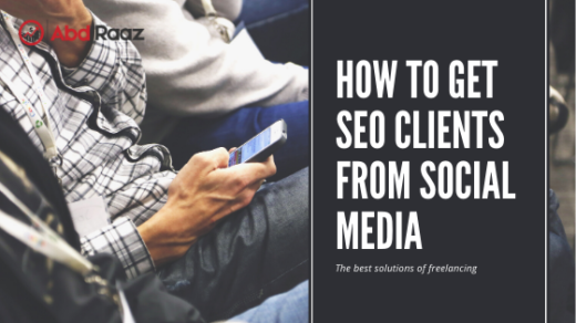 How to get SEO Clients From Social Media