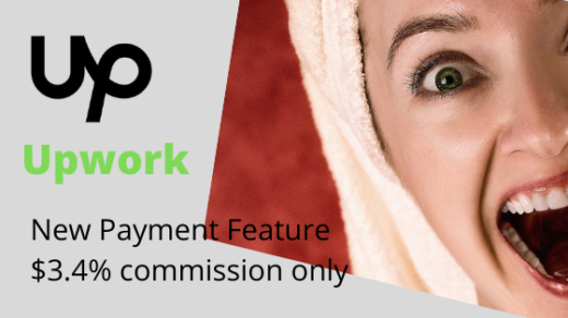 Upwork New Payment Feature Made Me Excited
