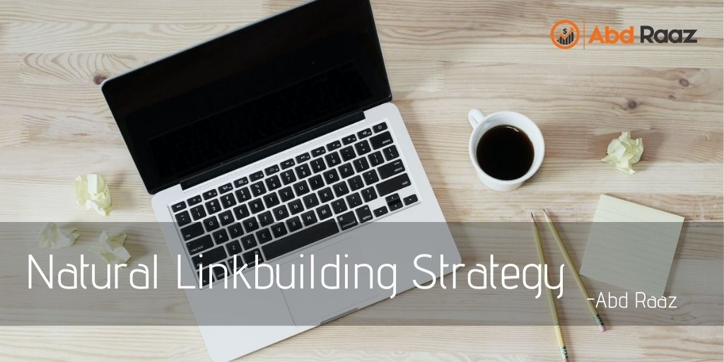 How can we use link building strategically and efficiently?