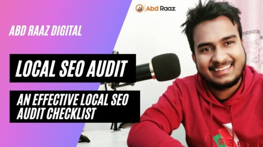 how to do local seo audit