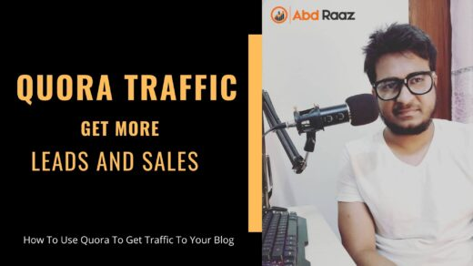 How To Use Quora To Get Traffic To Your Blog