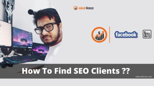How To Find SEO Clients ??